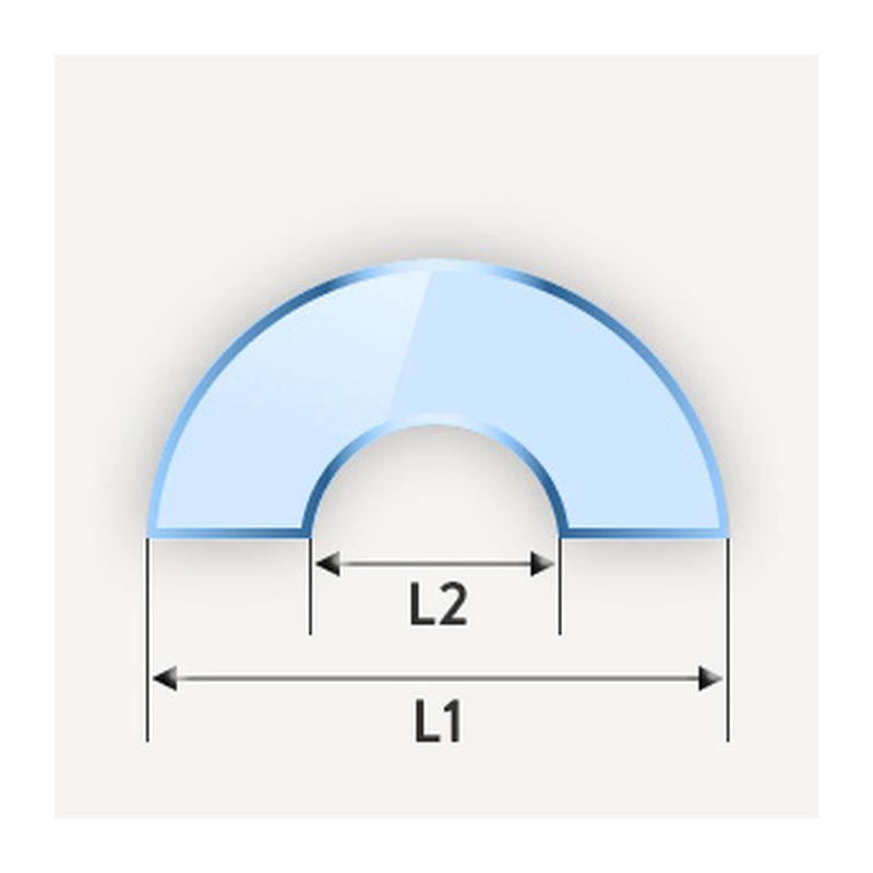 soglass propose la d coupe de miroir sur mesure comme le. Black Bedroom Furniture Sets. Home Design Ideas