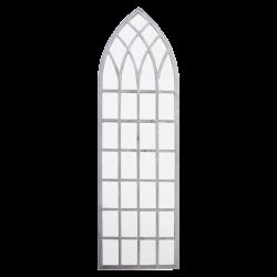 Miroir métal gothique H140cm