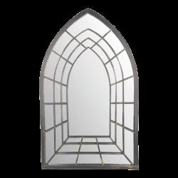 Miroir trompe l'œil gothique