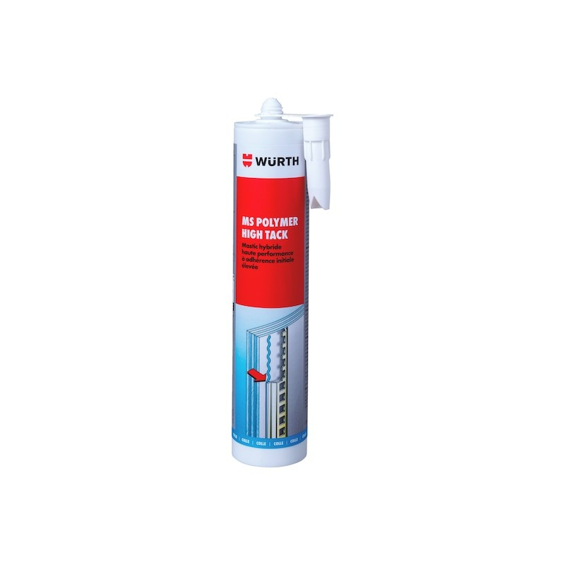 Colle haute résistance tous supports - Mastic polymer High Tack