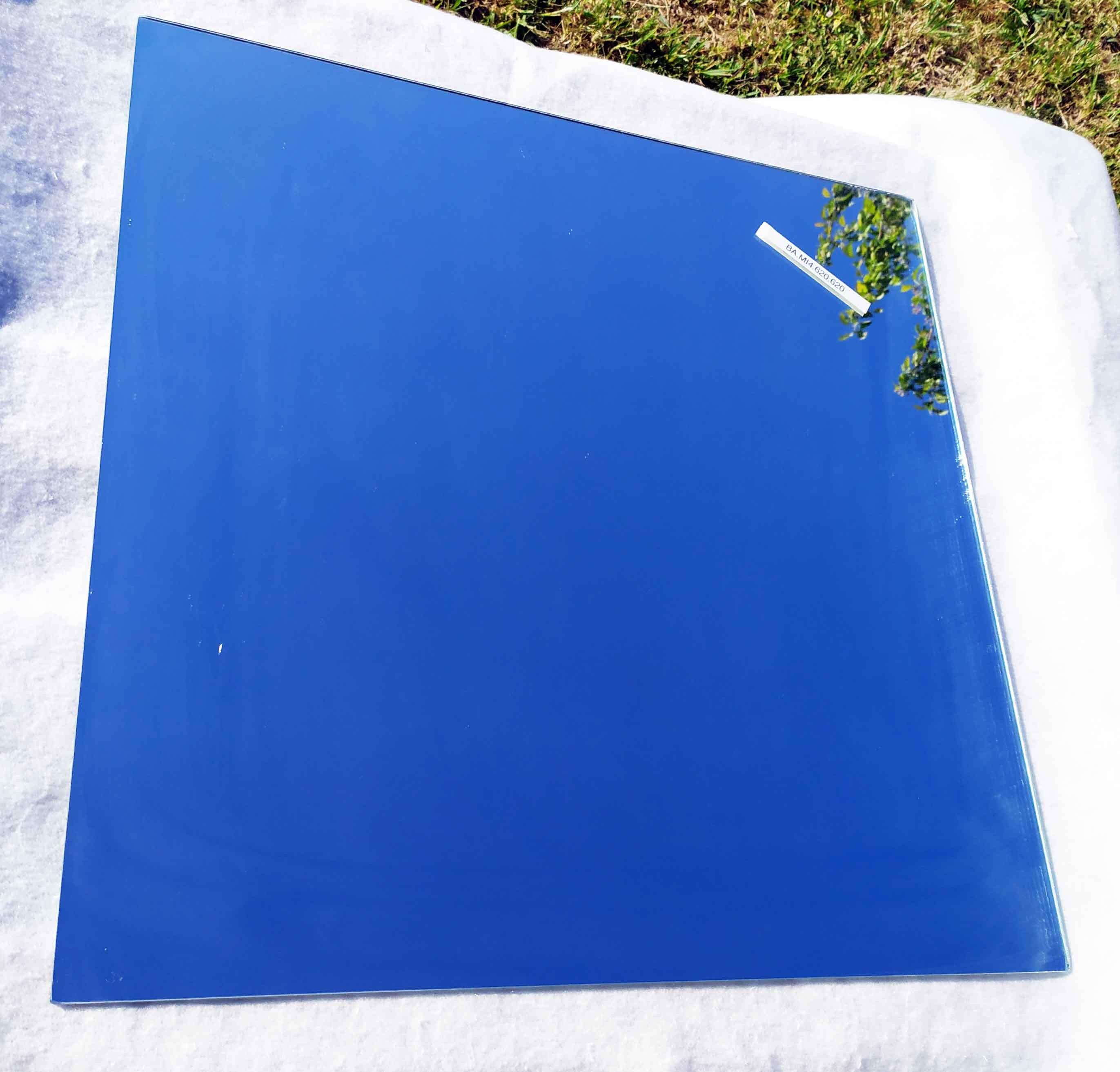 Miroir carré 620x 620 mm