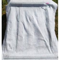 Verre trempé rectangle 700x900