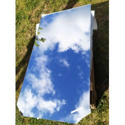 Miroir rectangle bords...