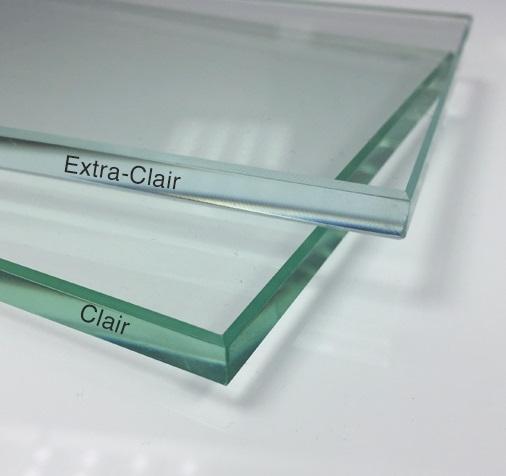 Différence entre teinte claire et extra-claire