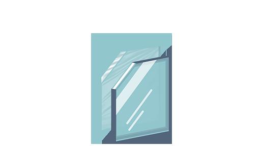Les différents types de verre