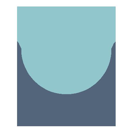 Miroir & mobilier en verre
